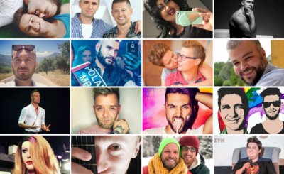 Influencerzy LGBT+